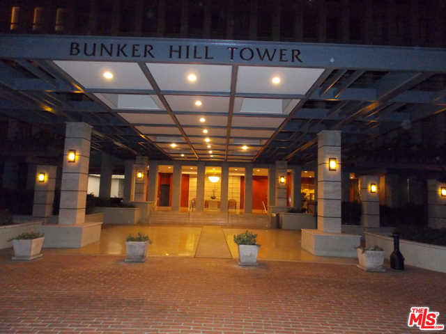 Bunker Hill Tower