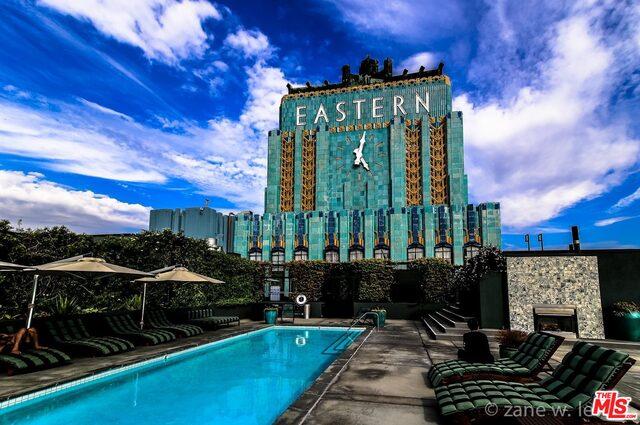 Eastern Columbia Lofts