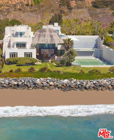 Broad Beach Mansion