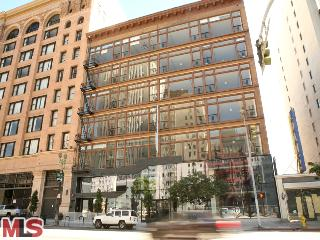 THE MERCANTILE LOFTS | Downtown LA Live Work Lofts | For
