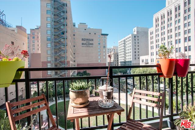 EL DORADO LOFTS 416 S Spring Street Los Angeles CA 90013 LA