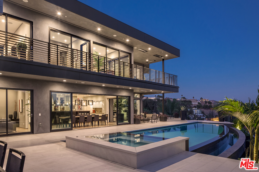 Architectural Homes Los Angeles Modern House