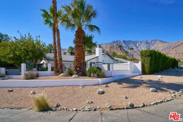 2695 N Junipero Ave, Palm Springs, CA 92262