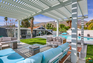 1162 E El Escudero, Palm Springs, California