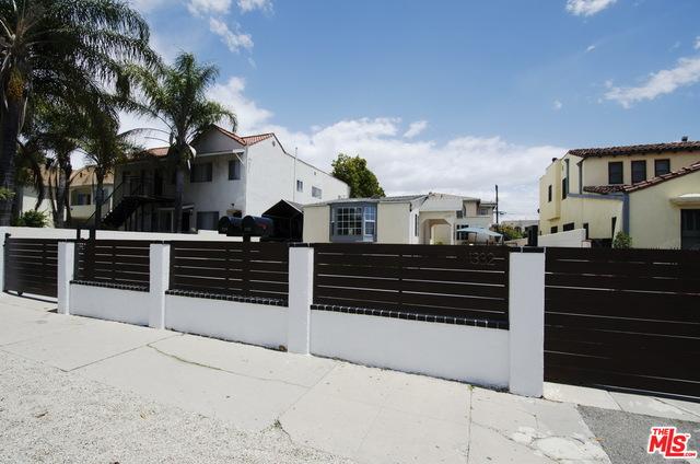 1332 S Rimpau Blvd, Los Angeles, California