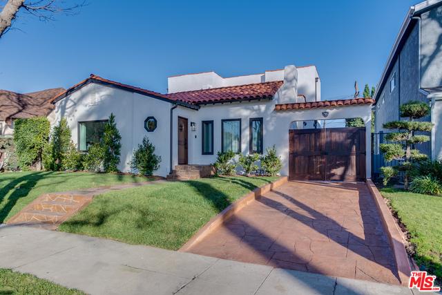 746 N Mansfield Ave, Los Angeles, California