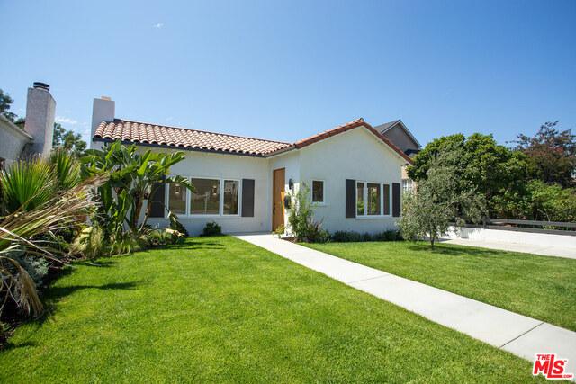 1117 S Ridgeley Dr, Los Angeles, California