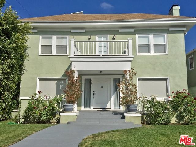 757 S Bronson Ave, Los Angeles, California