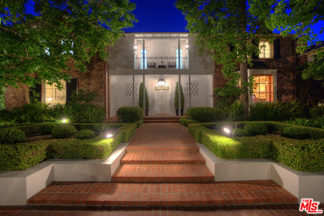 707 N Palm Dr, Beverly Hills, California