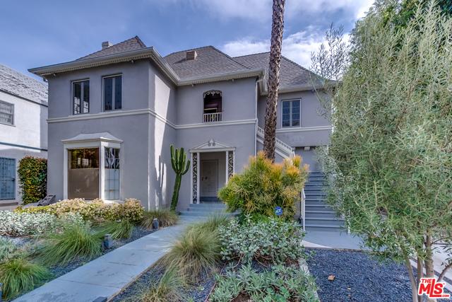 432 N Genesee Ave, Los Angeles, California