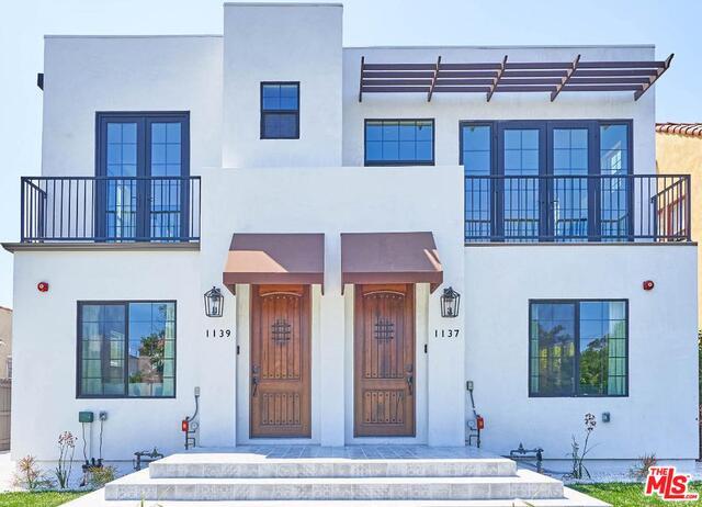 1137 S Hudson Ave, Los Angeles, California