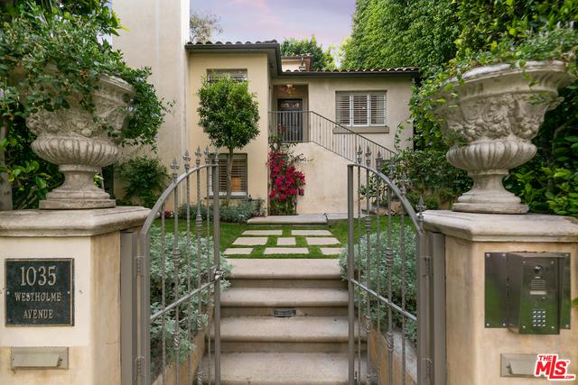 1035 Westholme Ave, Los Angeles, California