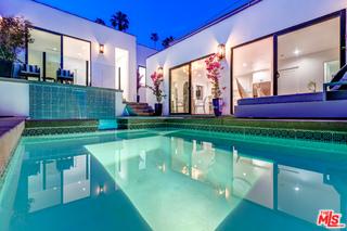 7728 Hampton Ave, West Hollywood, California