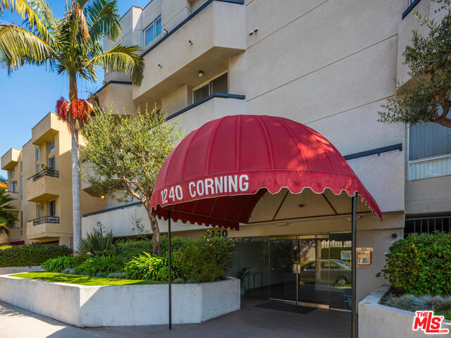 1240 S Corning St, Los Angeles, California