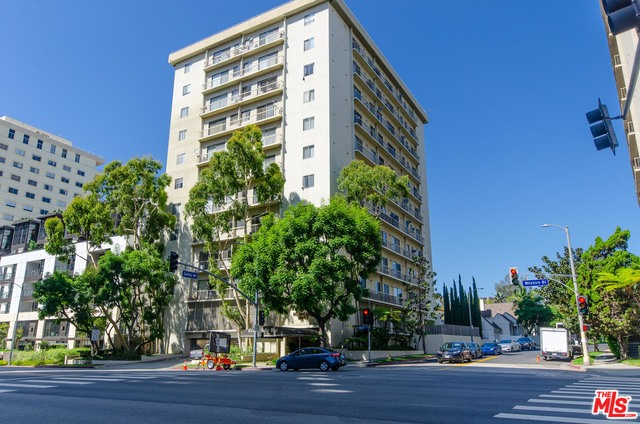 10751 Wilshire, Los Angeles, California