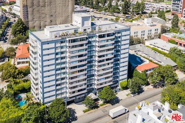 969 Hilgard Ave, Los Angeles, California