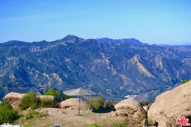 24775 SADDLE PEAK RD, MALIBU, California 90265, ,Land,For Sale,SADDLE PEAK,18-347098