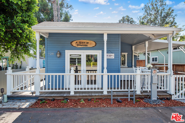 128 Paradise Cove RD, MALIBU, California 90265, 2 Bedrooms Bedrooms, ,2 BathroomsBathrooms,Manufactured In Park,For Sale,Paradise Cove,19-419894