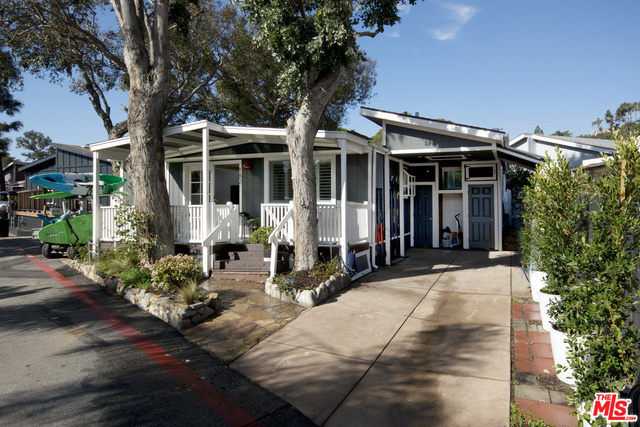 182 Paradise Cove, MALIBU, California 90265, 3 Bedrooms Bedrooms, ,3 BathroomsBathrooms,Manufactured In Park,For Sale,Paradise Cove,19-431238