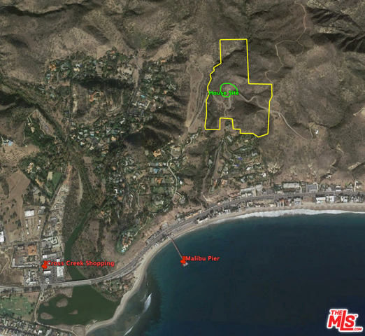 3093 Sweetwater Mesa Road, MALIBU, California 90265, ,Land,For Sale,Sweetwater Mesa Road,19-434864