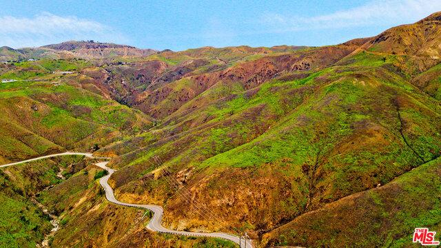 1 Latigo Canyon Road, MALIBU, California 90265, ,Land,For Sale,Latigo Canyon Road,19-445876