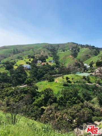 0 Latigo Canyon RD, MALIBU, California 90265, ,Land,For Sale,Latigo Canyon,19-451164