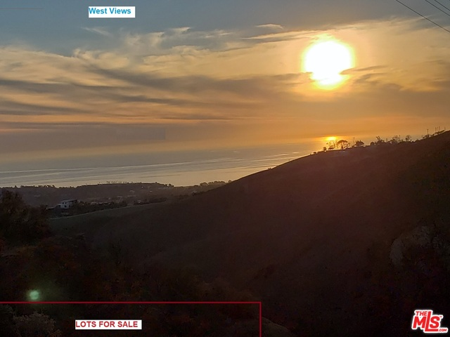 4371 Hillview DR, MALIBU, California 90265, ,Land,For Sale,Hillview,19-457078