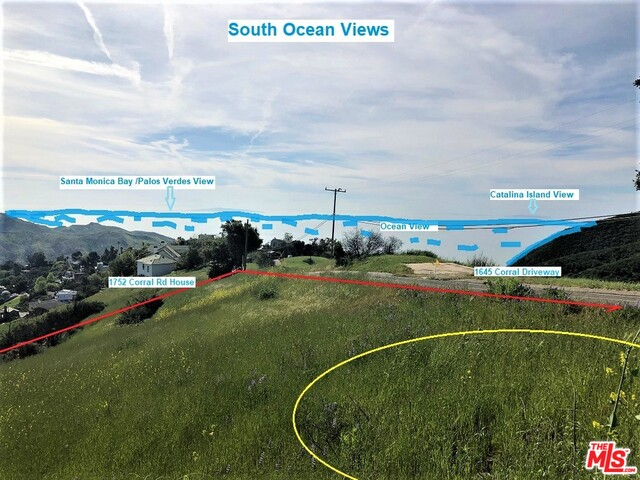 1743 Corral Canyon RD, MALIBU, California 90265, ,Land,For Sale,Corral Canyon,19-465986