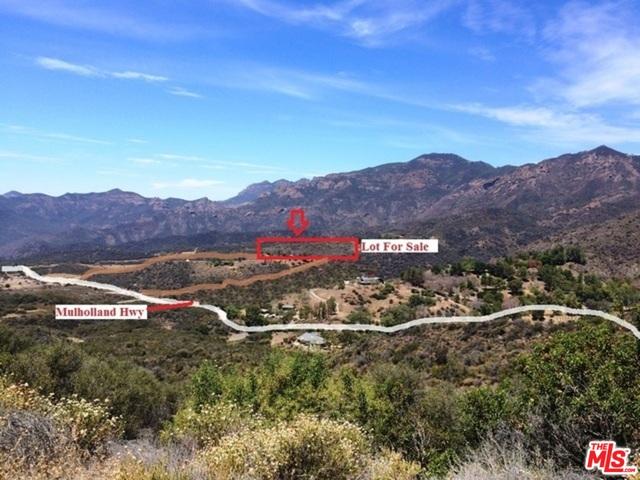 34217 Mulholland, MALIBU, California 90265, ,Land,For Sale,Mulholland,19-481716
