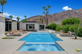 Photo of 953 N Rose Avenue, Palm Springs, CA 92262