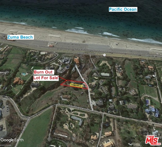 30340 MORNING VIEW DR, MALIBU, California 90265, ,Land,For Sale,MORNING VIEW,19-510892