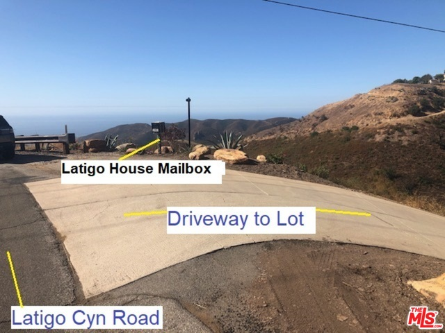 0 Latigo Cyn RD- MALIBU- California 90265, ,Land,For Sale,Latigo Cyn,19-517684