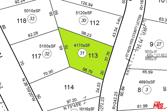 4201 MAR VISTA DR, MALIBU, California 90265, ,Land,For Sale,MAR VISTA,19-530074