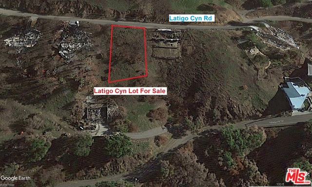1300 Latigo CYN, MALIBU, California 90265, ,Land,For Sale,Latigo,19-538160