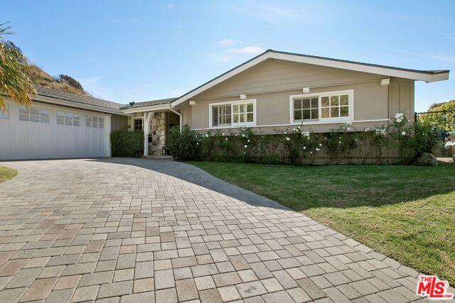 30608 RAYO DEL SOL DR, MALIBU, California 90265, 3 Bedrooms Bedrooms, ,2 BathroomsBathrooms,Residential,For Sale,RAYO DEL SOL,20-542152