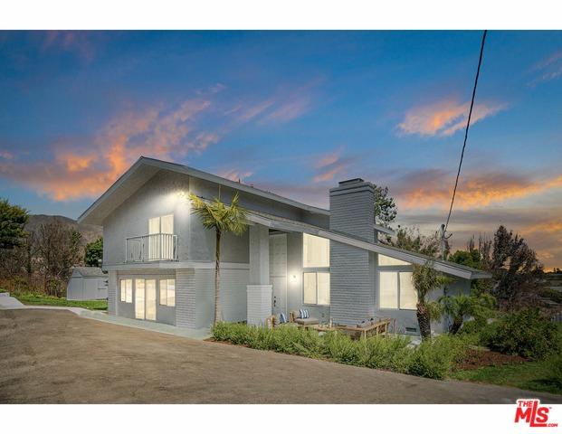 5742 BUSCH DR, MALIBU, California 90265, 4 Bedrooms Bedrooms, ,3 BathroomsBathrooms,Residential,For Sale,BUSCH,20-542682