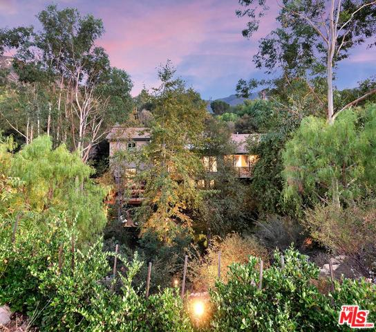681 COLD CANYON RD, CALABASAS, California 91302, 3 Bedrooms Bedrooms, ,4 BathroomsBathrooms,Residential,For Sale,COLD CANYON,20-549788
