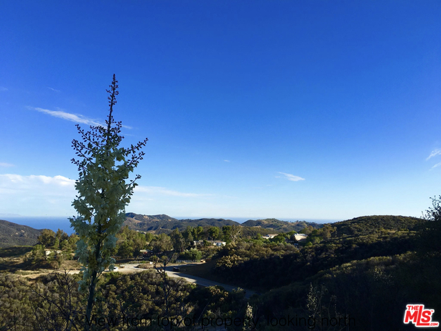 33101 Mulholland Highway, MALIBU, California 90265, ,Land,For Sale,Mulholland Highway,20-552662