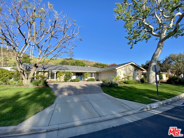 6300 PASEO CANYON DR, MALIBU, California 90265, 5 Bedrooms Bedrooms, ,3 BathroomsBathrooms,Residential Lease,For Sale,PASEO CANYON,20-562450