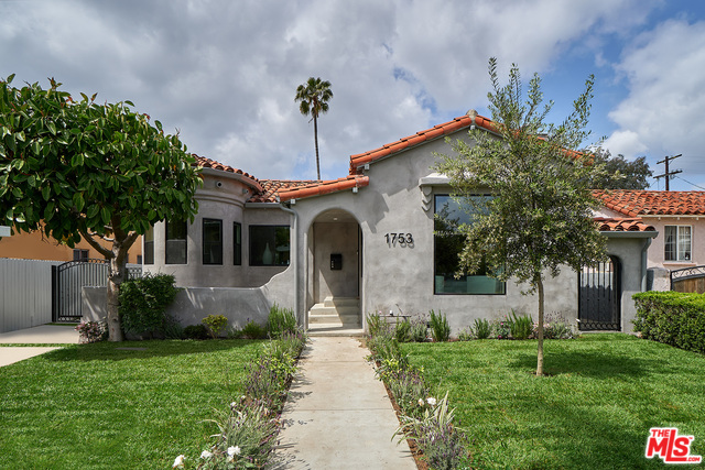 Photo of 1753 S STEARNS DR, LOS ANGELES, CA 90035