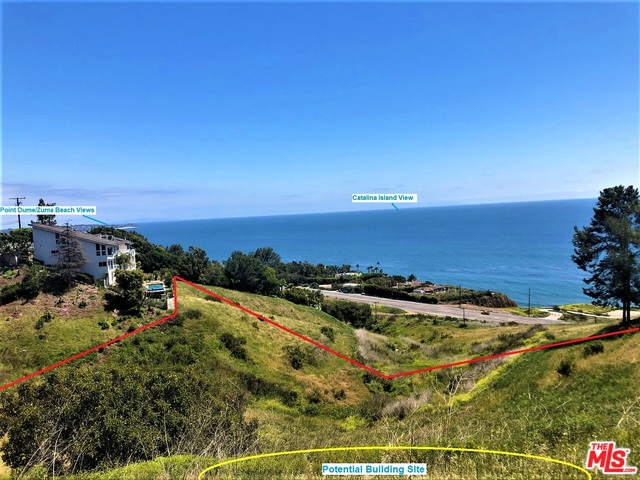 0 Via Vienta, MALIBU, California 90265, ,Land,For Sale,Via Vienta,20-570954