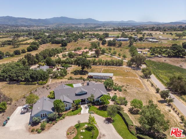 1712 N Refugio Rd Santa Ynez, CA 93460