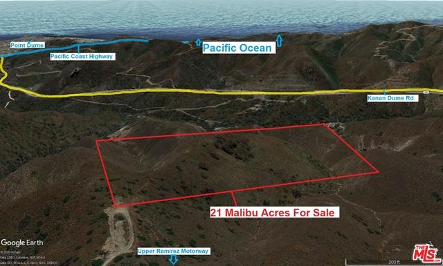 29103 Upper Ramirez, MALIBU, California 90265, ,Land,For Sale,Upper Ramirez,20-608320