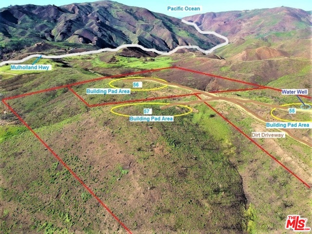 34215 MULHOLLAND HWY, MALIBU, California 90265, ,Land,For Sale,MULHOLLAND,20-617702