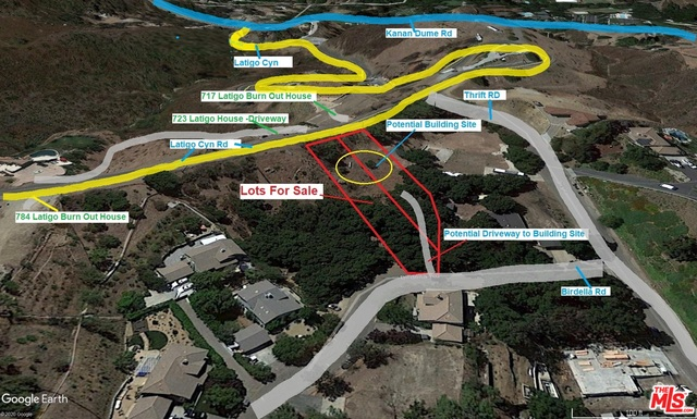 31436 Birdella, MALIBU, California 90265, ,Land,For Sale,Birdella,20-629586