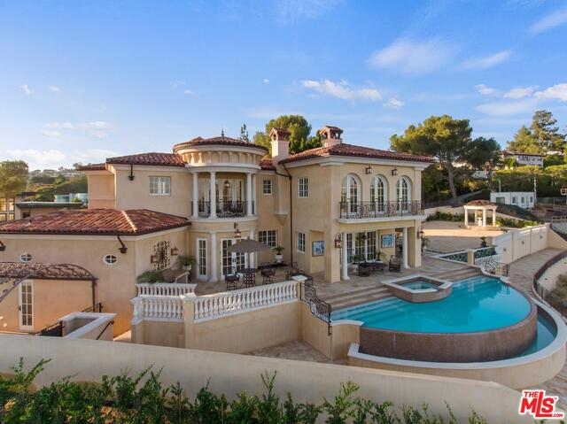 Photo of 1142 CALLE VISTA DR, BEVERLY HILLS, CA 90210