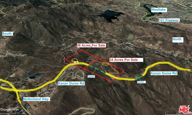 624 Kanan Dume RD, MALIBU, California 90265, ,Land,For Sale,Kanan Dume,20-639486