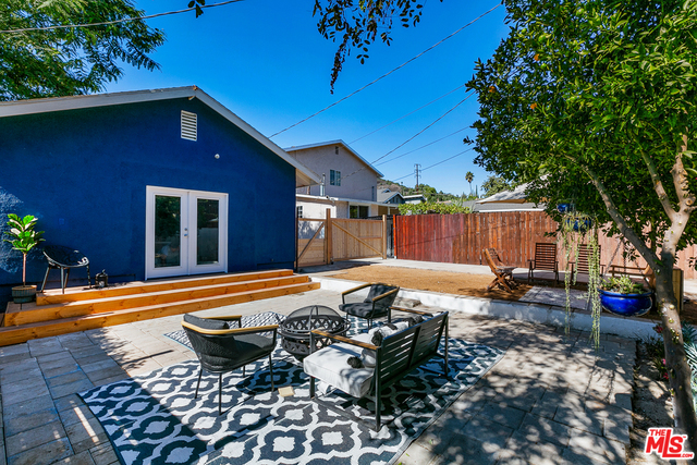 el sereno east side los angeles real estate open concept backyard