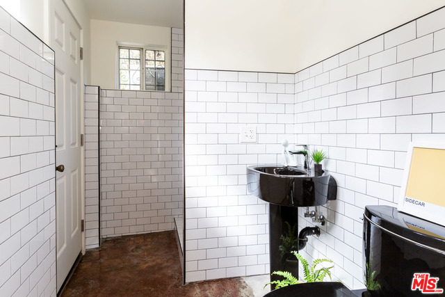 contemporary bathroom tile updated