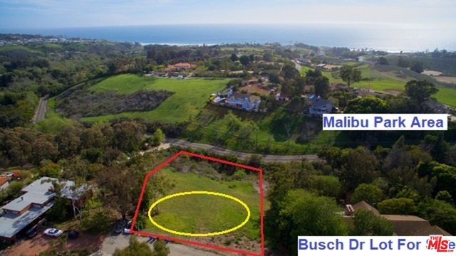 5942 Busch DR, MALIBU, California 90265, ,Land,For Sale,Busch,20-661982
